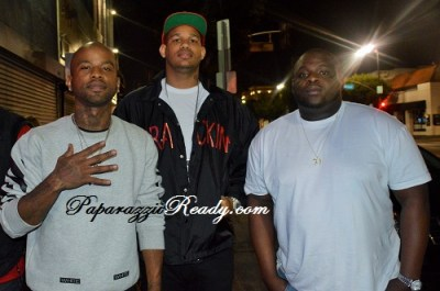 Joe Moses Brackin Listening Party - Los Angeles, Ca.