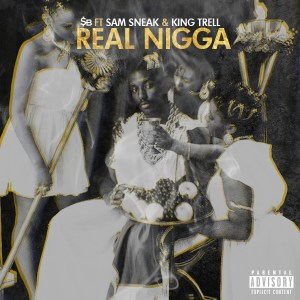 "Compton born​ and ​​​Leimert Park raised​ ​SB ​also known as DJSB releases Artwork for first single ""Real Nigga"" off his upcoming OnGod​ EP​ droping July 1st​.​ ​EP will include appearances by Prodigy, Young Chris, Jay305 and Sam Sneak. Single coming later this week. SB has gone on to play large arenas and be featured on multiple Mixtapes. Be on the look out for SB."