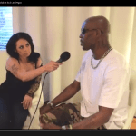 Las Vegas Soul And Real Talk Louanna Release Hella Dope Interview With DMX