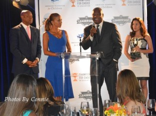 Champions For Choice In Education -Pre #Espys Event Re-Cap