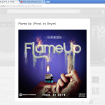 E Nos – Flame Up Produced By Osym | @WeKnowEnos