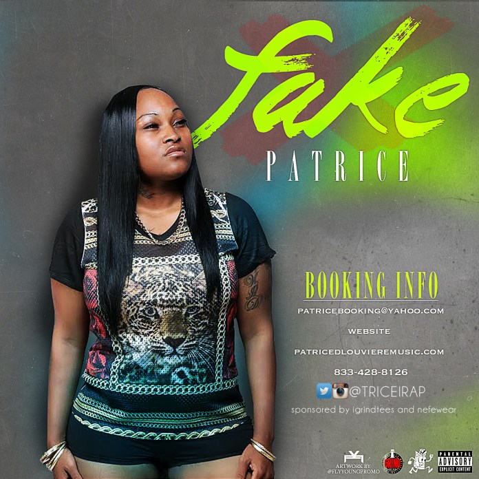 Patrice Louviere Drops New Jawn Called Patrice Fake