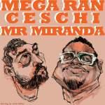Nerdcore Rapper Mega Ran Grabs Ceschi and Mr. Miranda For East Coast Tour Run