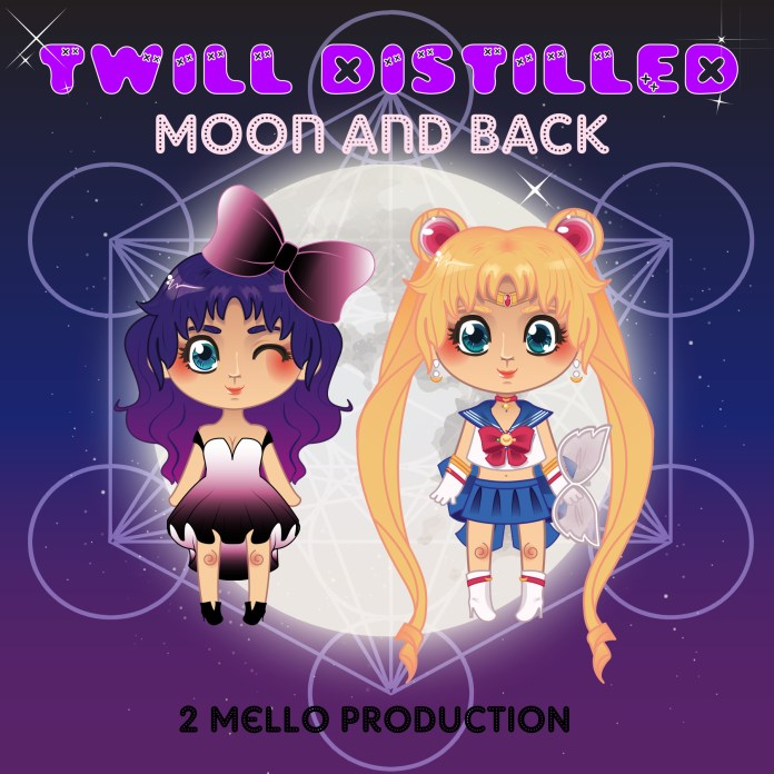 Track: Twill Distilled - Moon and Back