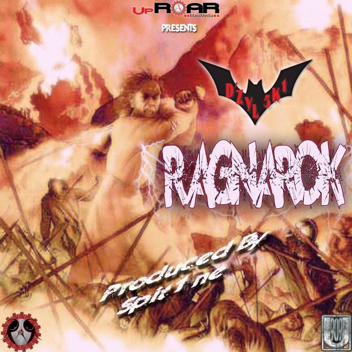 Track: D'zyl 5k1 - Ragnarok Produced by Spit 1ne