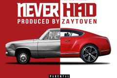 CB Smooth – Never Had Produced by Zaytoven
