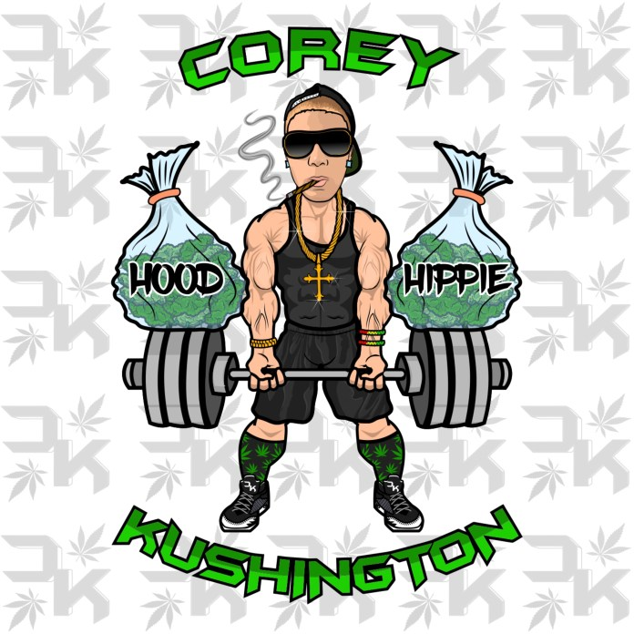 Corey Kushington – Hood Hippie