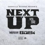 NEXT UP VOL. 1 HOSTED BY. YOUNG BUCK | @buckshotz
