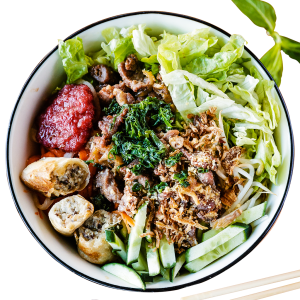 Combination Noodle Bowl