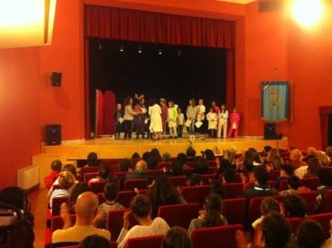 Spettacolo finale Corso Bambini Teatro Casanova