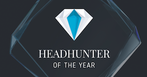 PAPE ist Headhunter of The Year 2016!