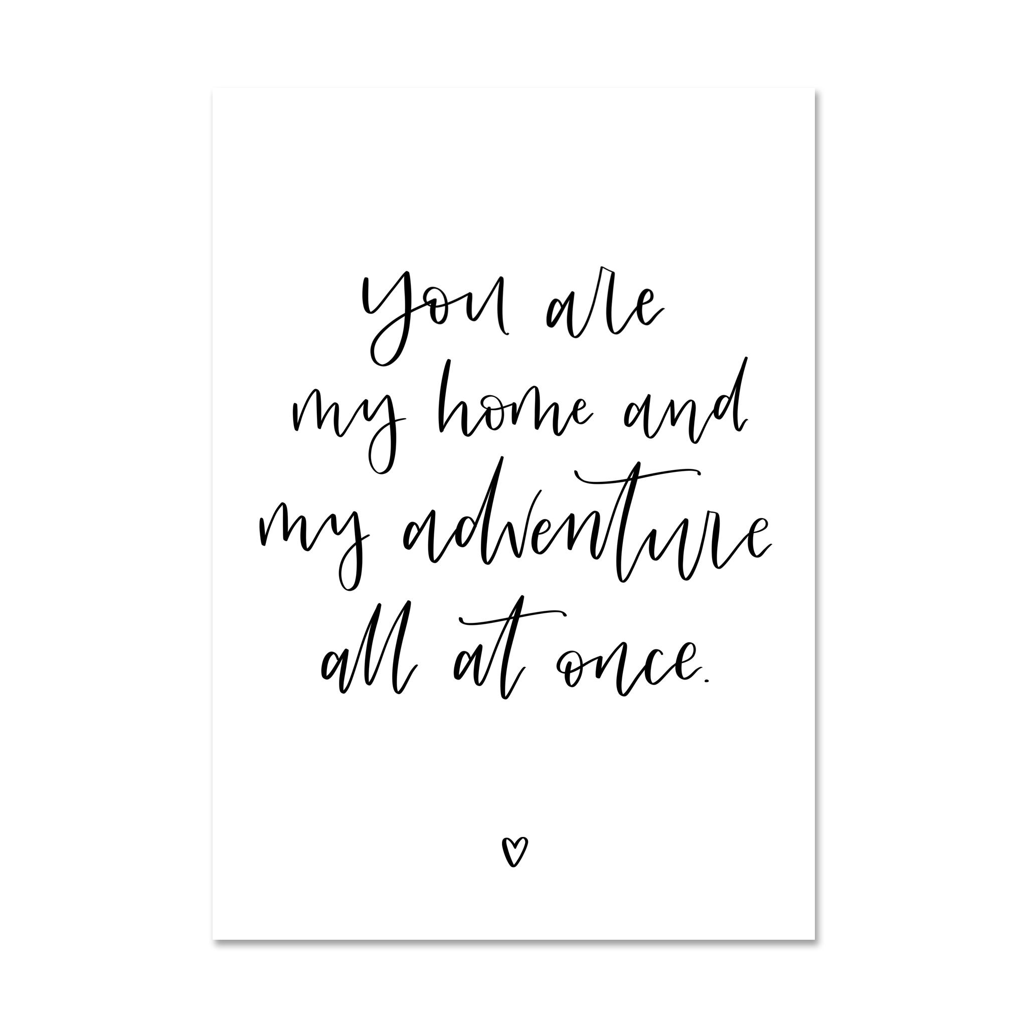 Home & Adventure
