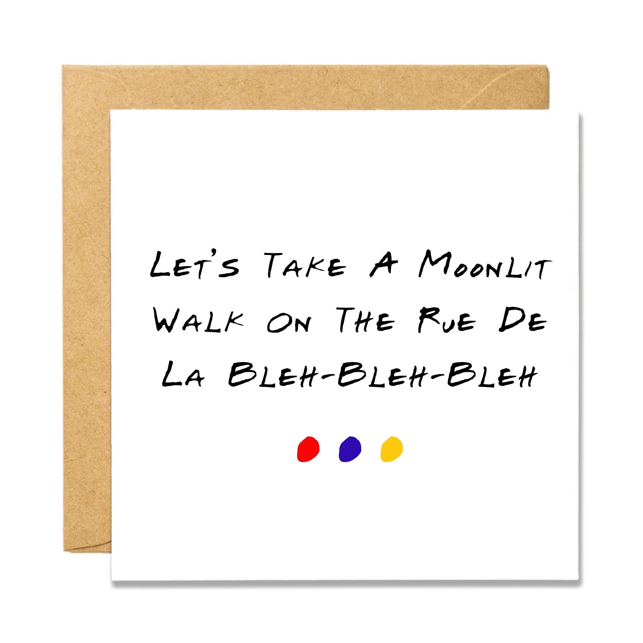 Rue De La Bleh