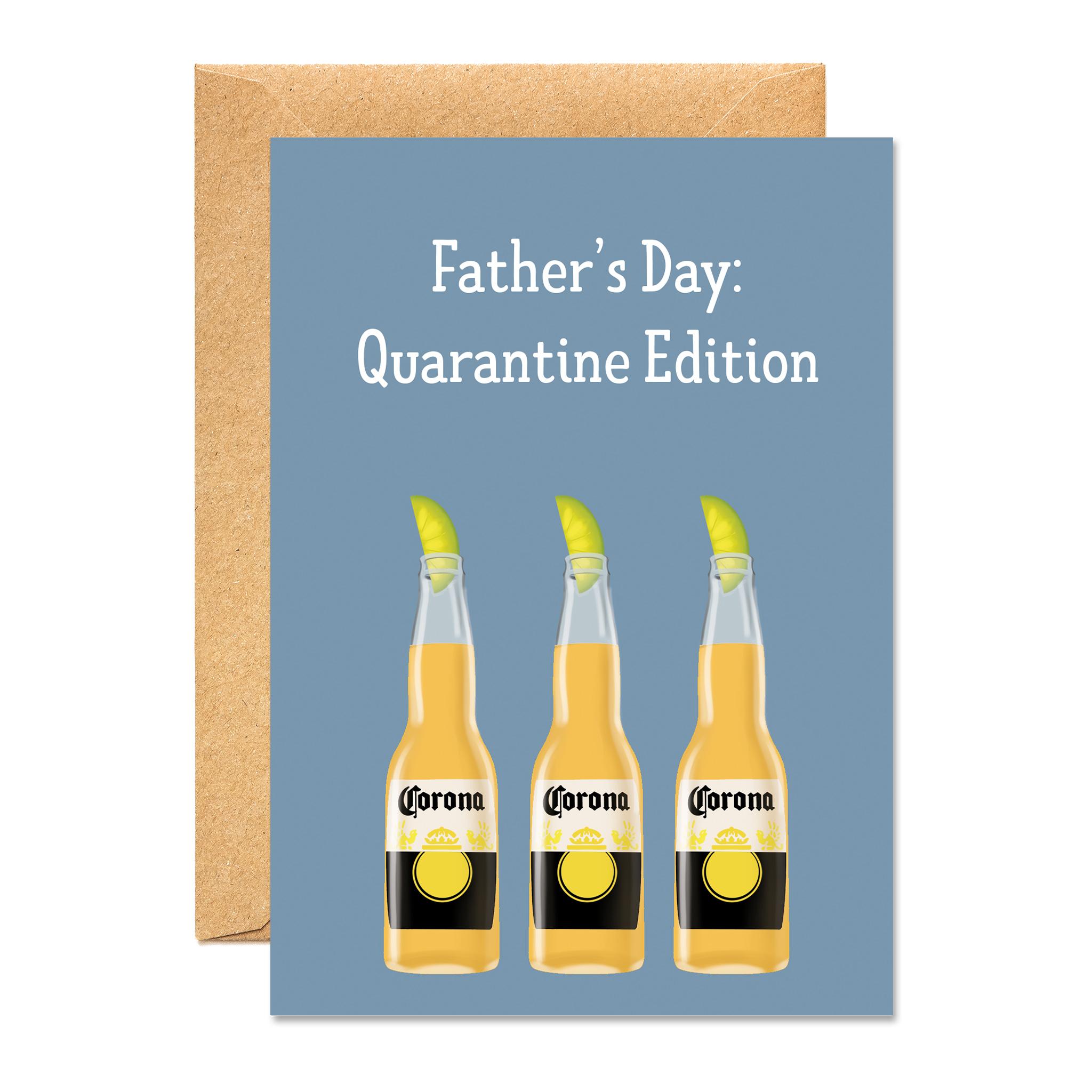 Father's Day- Quarantine Edition
