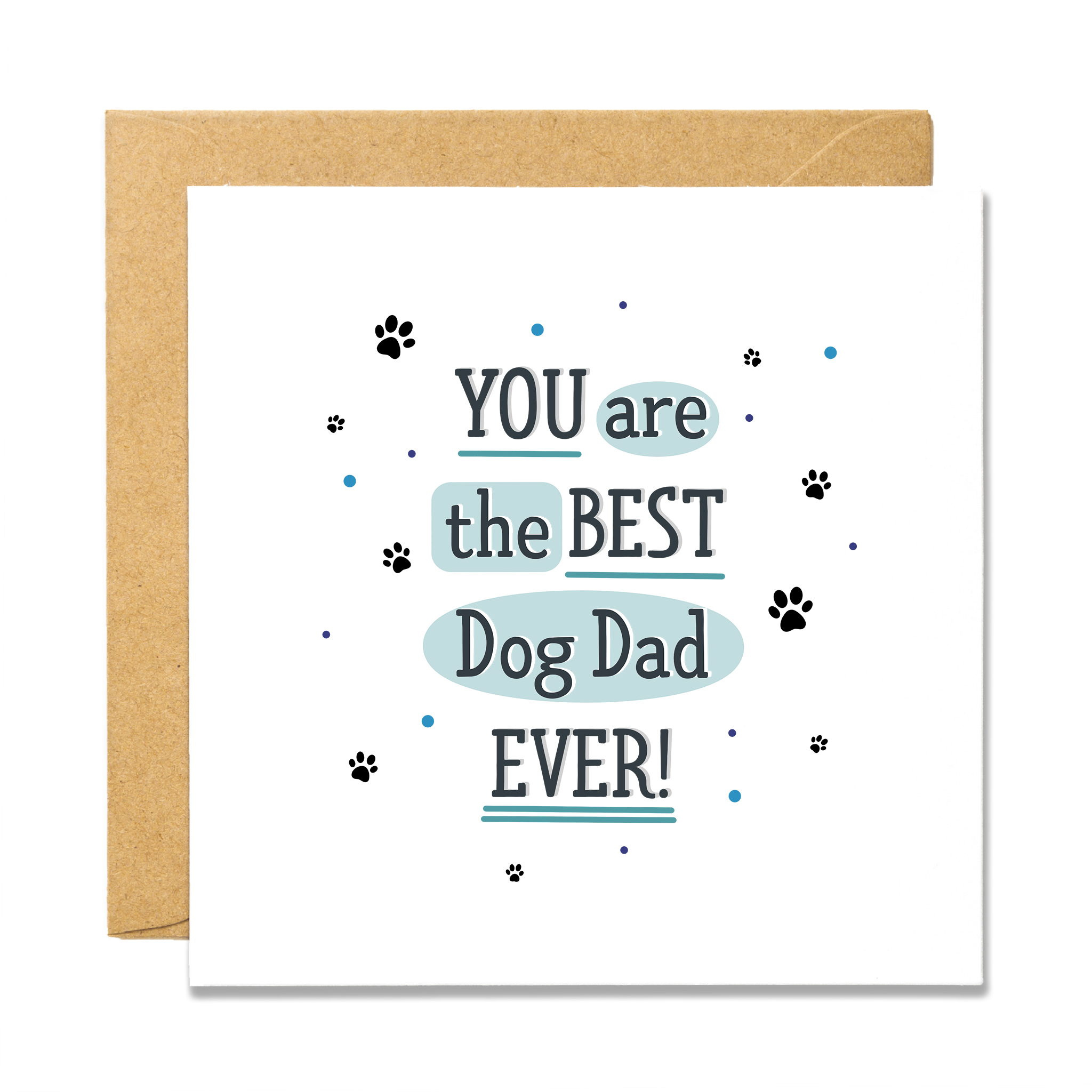 The Best Dog Dad Ever