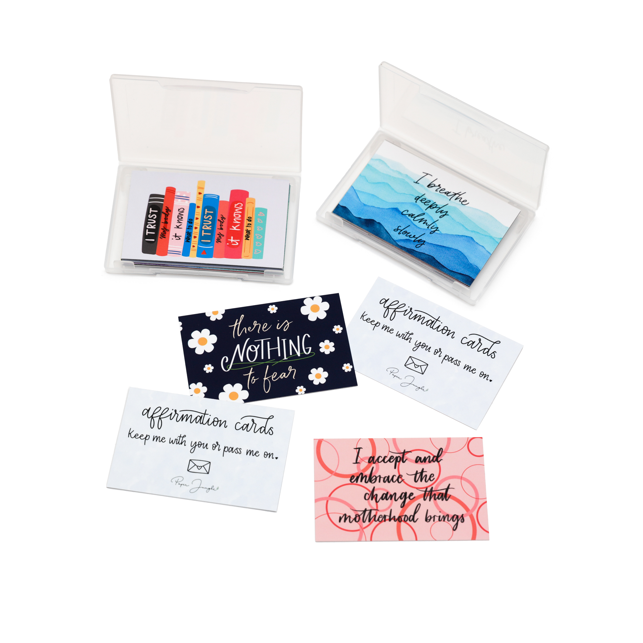 Positive Pregnancy Affirmation Pack