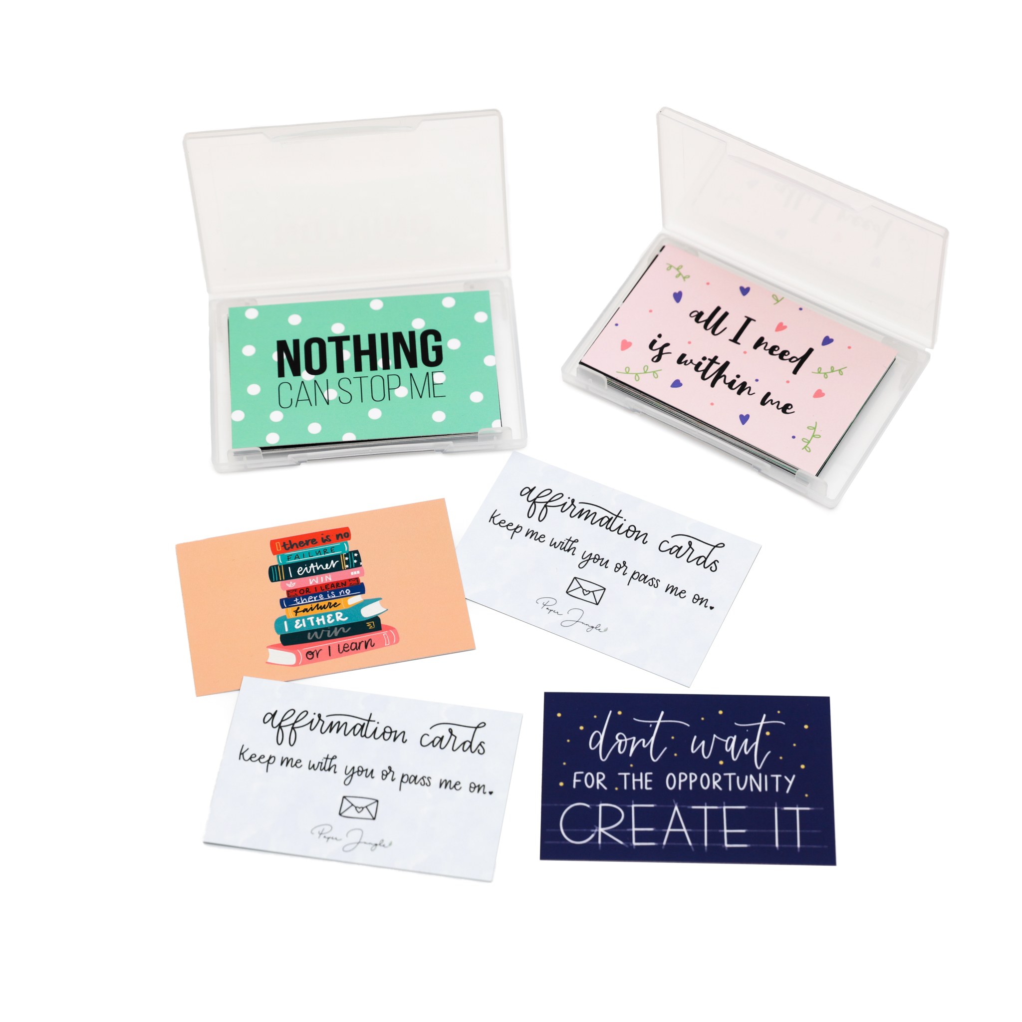 Positive Motivational Affirmation Pack 2