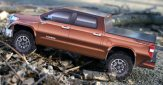 Papercraft imprimible y recortable del Toyota Tundra. Manualidades a Raudales.