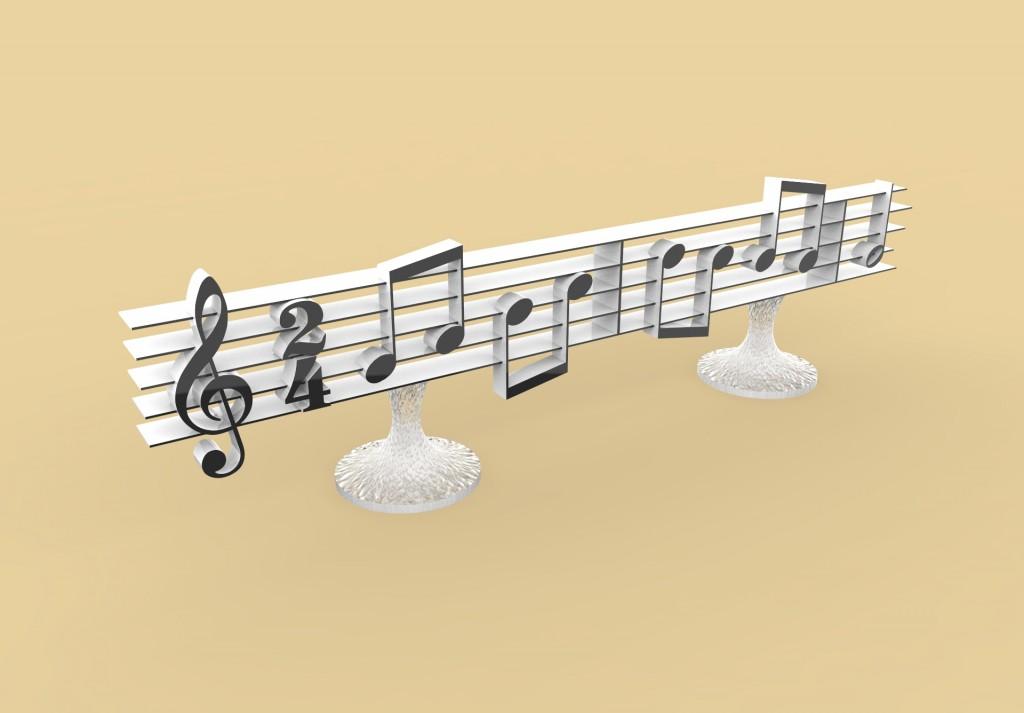 Lemin Welding Music Scale