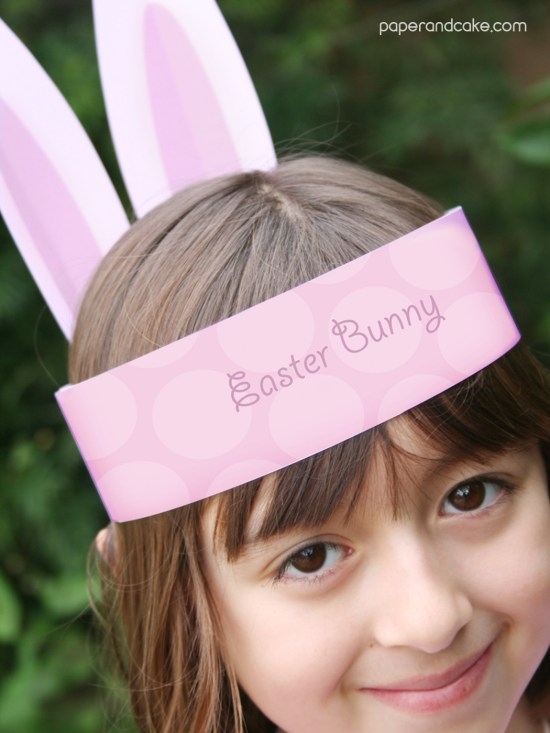 Happy Easter PRINTABLE Party Collection - You Customize EDITABLE TEXT Instant Download