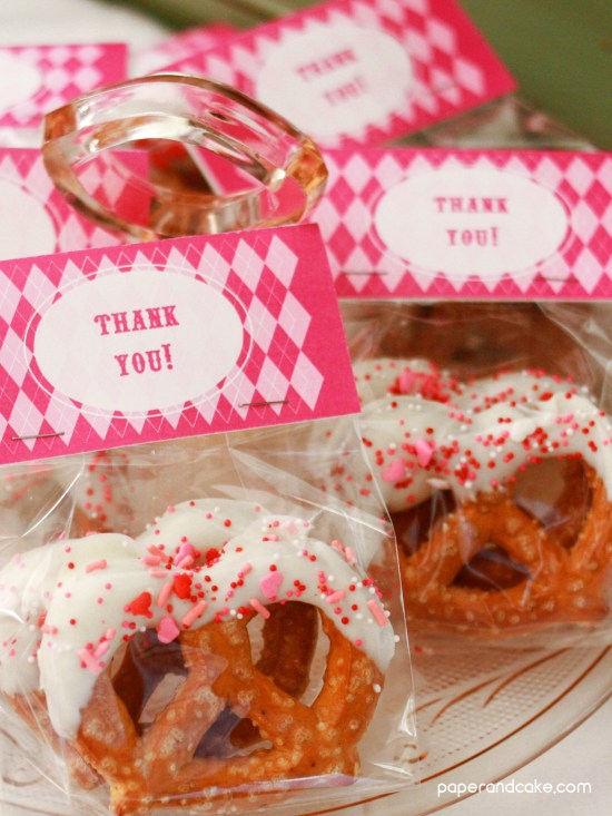 sweet heart printable party