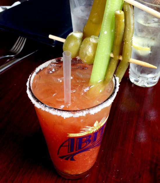 Drink of the Week Bloody Mary