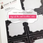 friday freebie chalkboard notes