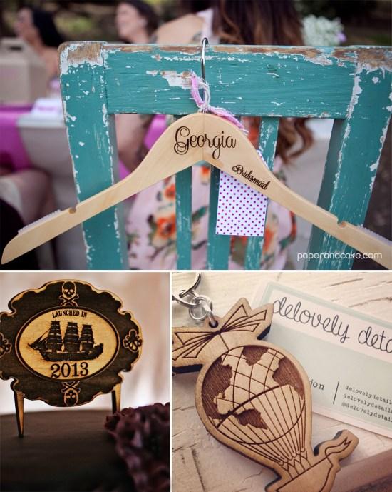 paper & cake business spotlight Delovely Details
