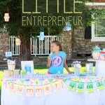 paper & cake birthday parties for your entrepreneur