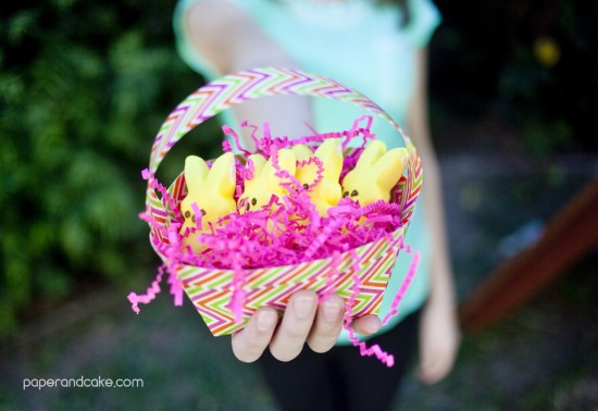 duct tape easter basket crafting with kids