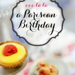 Paris Printable Birthday Party
