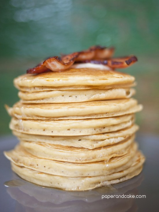 father's day recipe pancakes with stout beer