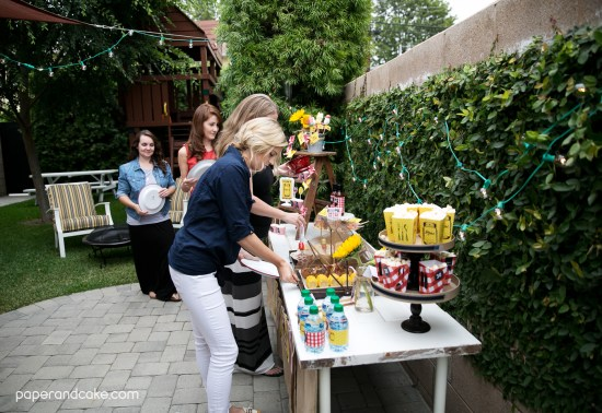 party hosting 101 by paper & cake