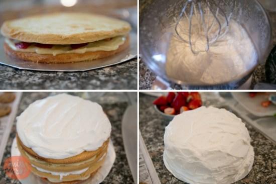 Swedish Cream Cake Recipe