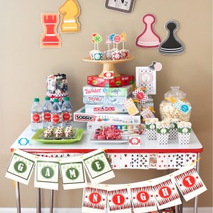 Game Night Printable Party