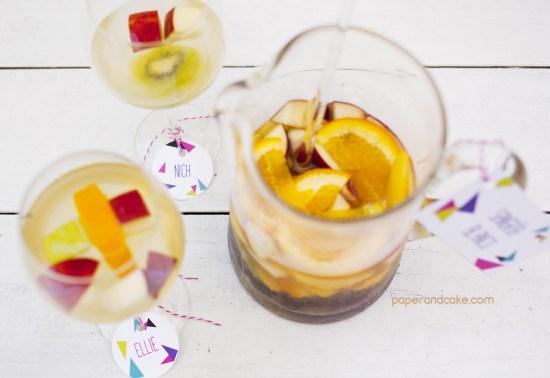 big batch cocktails for Summer