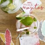 Mock Mojito Recipe