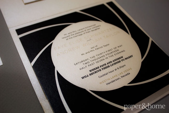 James Bond Wedding Invitations Faye And Andy Paper And Home