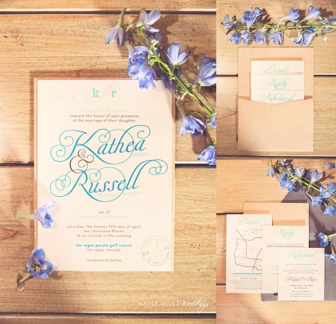 Airplane Ticket Destination Wedding Invitation Letterpress With Faux Leather Sleeve