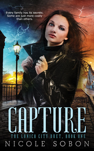 Book Cover for Capture by Nicole Sobon