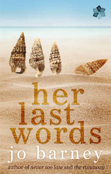 Book Cover for Her Last Words by Jo Barney
