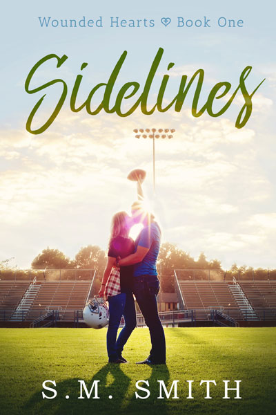 Book Cover for Sidelines by SM Smith