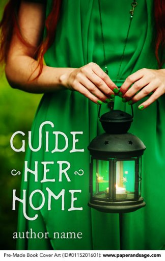 Pre-Made Book Cover ID#0115201601 (Guide Her Home)
