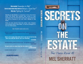 Print Layout for Secrets on the Estate by Mel Sherratt