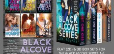 Add-On Example: Flat (2D) and 3D Box Sets for The Black Alcove Series 1-5