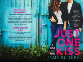 Print layout for Just One Kiss by Jami Wagner