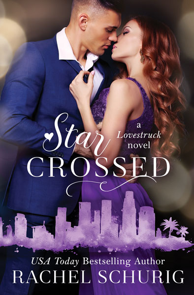Book Cover for Star Crossed by Rachel Schurig
