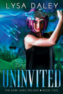 Book Cover for Uninvited by Lysa Daley