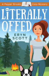 Book Cover for Literally Gone by Eryn Scott