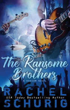 Book Cover for The Ransome Brothers by Rachel Schurig